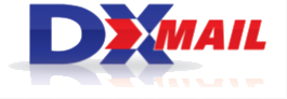 DX Mail logo