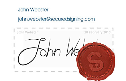 A secure PKI Digital Signature by Secured Signing