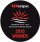 Secured Signing Wins a 2010 Westpac Award