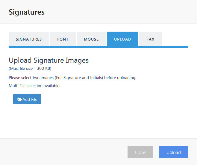 Use your mouse to capture your graphical signature